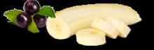Açaí com Banana